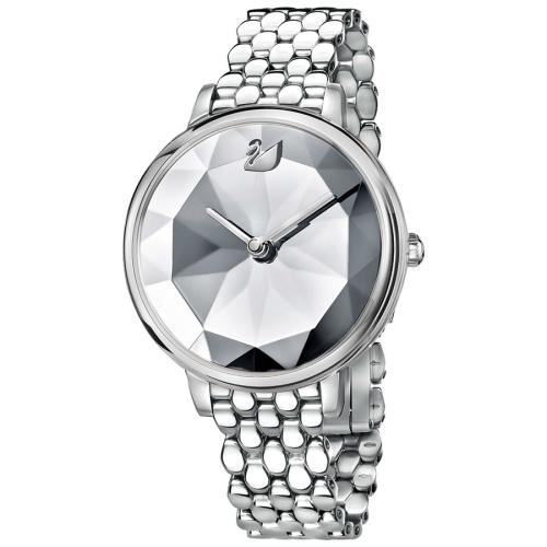 Zegarek Swarovski Crystal Lake, Metal Bracelet, White 5416017