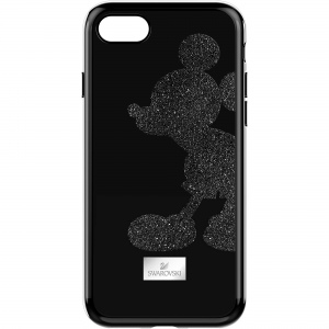 Etui Swarovski - iPhone® 6, 6s, 7, 8, Mickey&Minnie, Black 5435478
