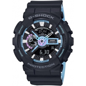 CASIO G-SHOCK GA-110PC -1AER