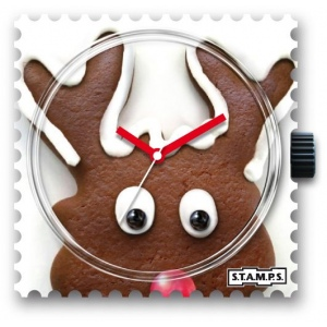 Zegarek STAMPS - X-Mas Red Nose