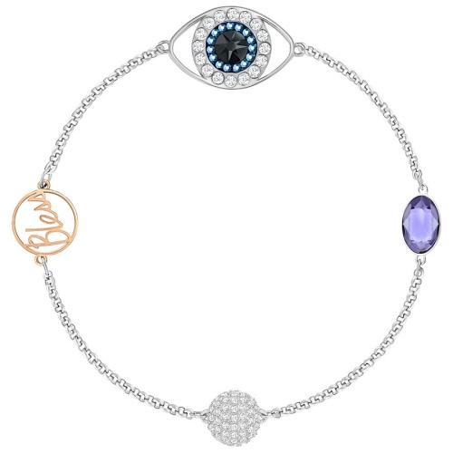 SWAROVSKI - Remix Collection Eye Symbol, Blue 5421438 L