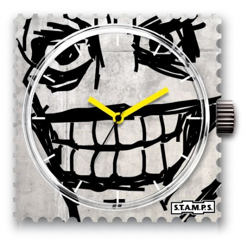 Zegarek STAMPS - Mad Smile