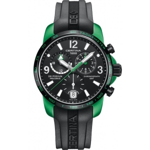 Certina C001.639.97.057.03 DS Podium Chrono GMT