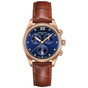 Certina C033.234.36.048.01 DS-8 Lady COSC Chronometr