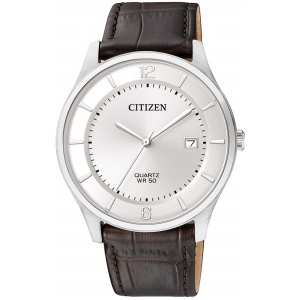 Citizen BD0041-11A Leather