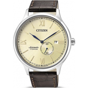 Citizen NJ0090-13P Titanium