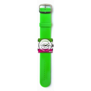 Pasek STAMPS - Jack Sporty Green