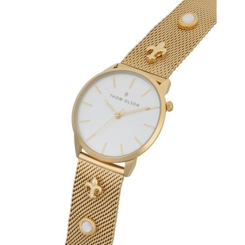 Zegarek Unisex Thom Olson Gypset Gold Royal CBTO016