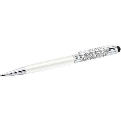 Długopis Swarovski -  Eclipse Stylus Ballpoint White 5343966