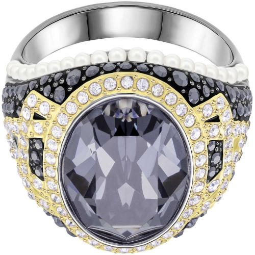 Pierścionek SWAROVSKI - Millennium Cocktail Ring, Multi-colored, 5409392 55