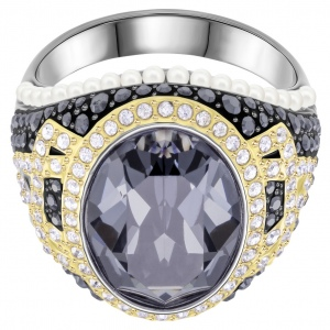 Pierścionek SWAROVSKI - Millennium Cocktail Ring, Multi-colored, 5448832 52
