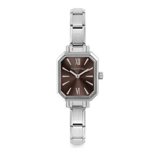 Zegarek Damski Nomination Composable Classic 076030/020 Silver