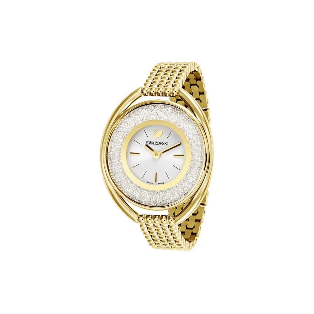 Zegarek Swarovski Crystalline Oval Gold Tone Bracelet 5200339