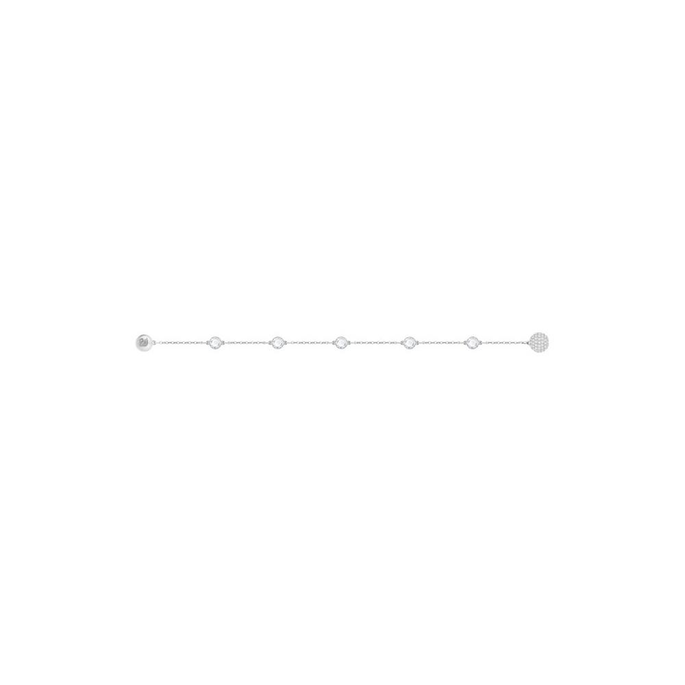 Bransoletka SWAROVSKI - Swarovski Remix Collection Timeless, White 5352726