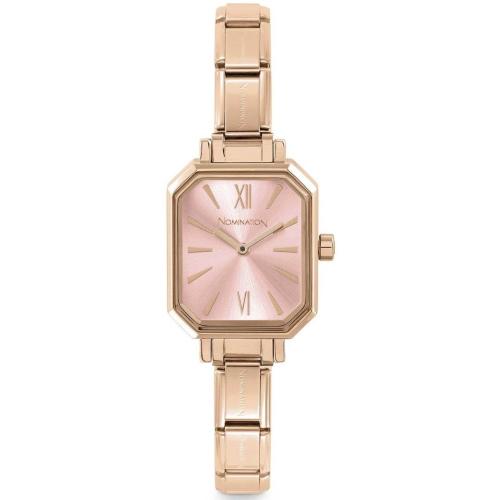 Zegarek Damski Nomination Composable 'Różowe złoto/Różowy' 076031/014