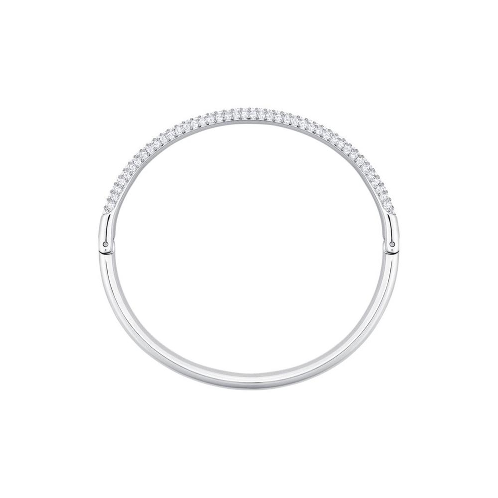 Bransoletka SWAROVSKI - Stone Mini Bangle Silver 5032846