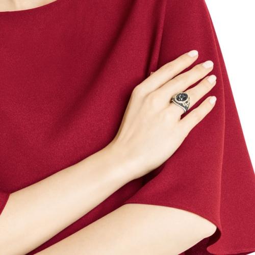 Pierścionek SWAROVSKI - Millennium Cocktail Ring, Multi-colored, 5448832 52