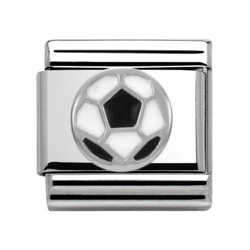 Nomination - Link 925 Silver 'Piłka' 330202/13