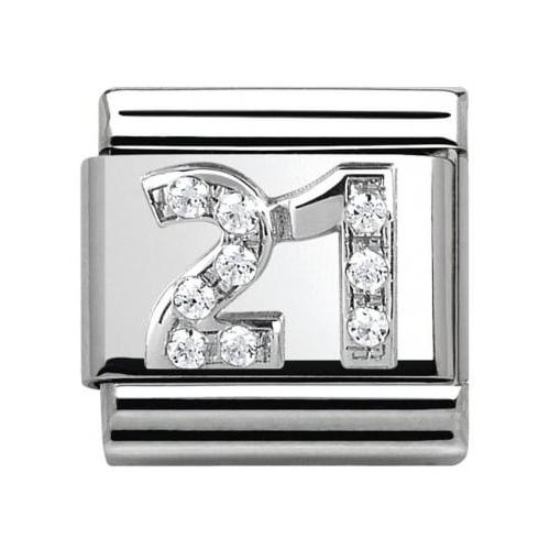 Nomination - Link 925 Silver 'Liczba 21' 330304/19