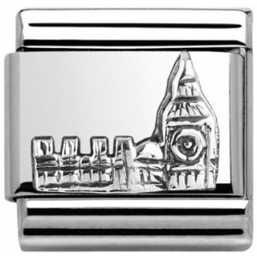 Nomination - Link 925 Silver 'Big Ben' 330105/12