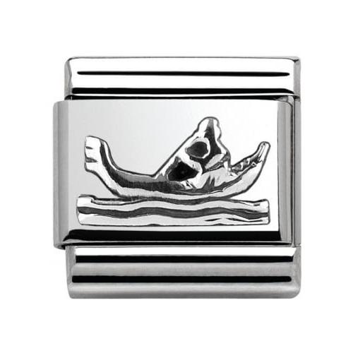 Nomination - Link 925 Silver 'Gondola' 330105/26