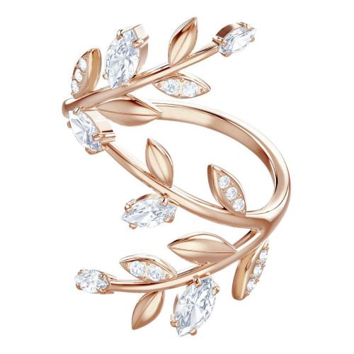 Pierścionek SWAROVSKI - Mayfly Ring Coil 5409356 55