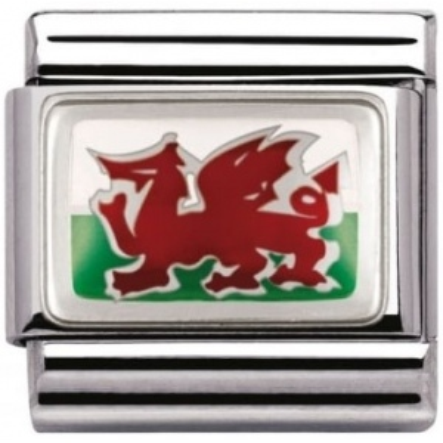 Nomination - Link 925 Silver 'Walia' 330207/02