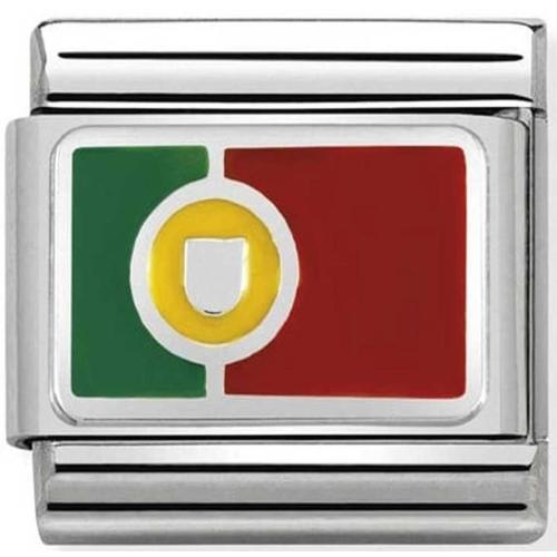 Nomination - Link 925 Silver 'Portugalia' 330207/23