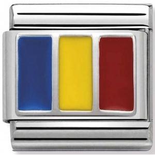 Nomination - Link 925 Silver 'Rumunia' 330207/24