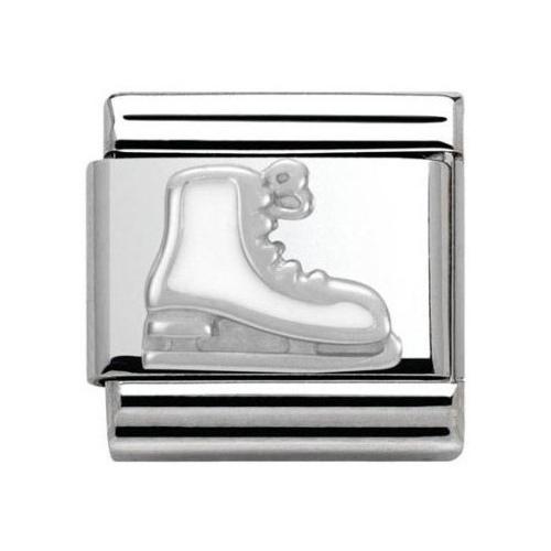 Nomination - Link 925 Silver 'Łyżwa' 330204/04