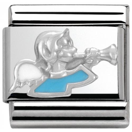 Nomination - Link 925 Silver 'Anioł' 330204/12