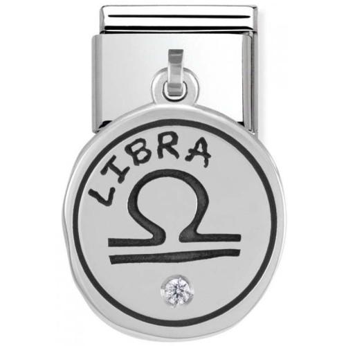 Nomination - Link 925 Silver 'Waga' 031714/07