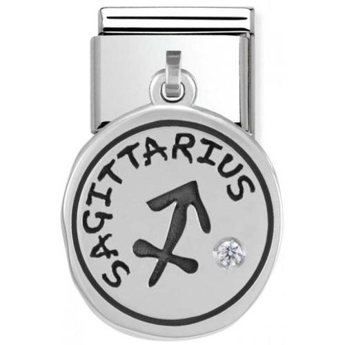 Nomination - Link 925 Silver 'Strzelec' 031714/09
