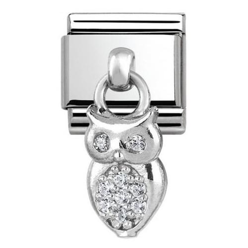 Nomination - Link 925 Silver 'Sowa' 331800/12