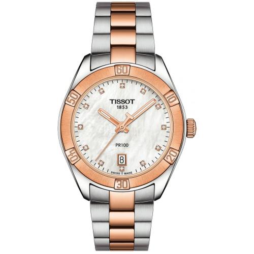 Tissot T-Classic T101.910.22.116.00 PR 100 Chic