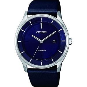 Citizen Ecodrive BM7400-12L Leather