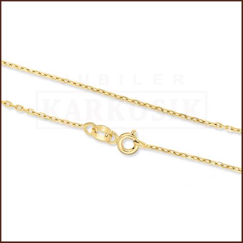 Złoty Łańcuszek Ankier 50cm pr. 333
