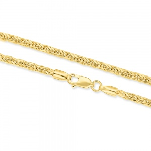 Złoty Łańcuszek 60cm pr. 585