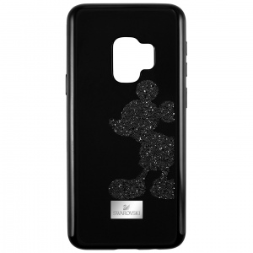 Etui Swarovski - Samsung Galaxy S9, Mickey&Minnie, Black 5449138