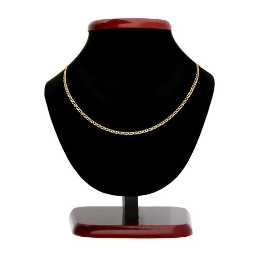 Złoty Łańcuszek Gucci 45cm pr. 585