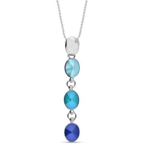 Spark Naszyjnik Cascade Sapphire NL41223SBAZB1