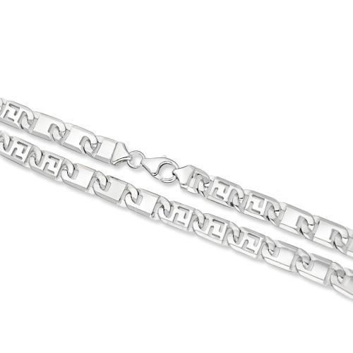 Srebrny Łańcuszek 56cm pr. 925