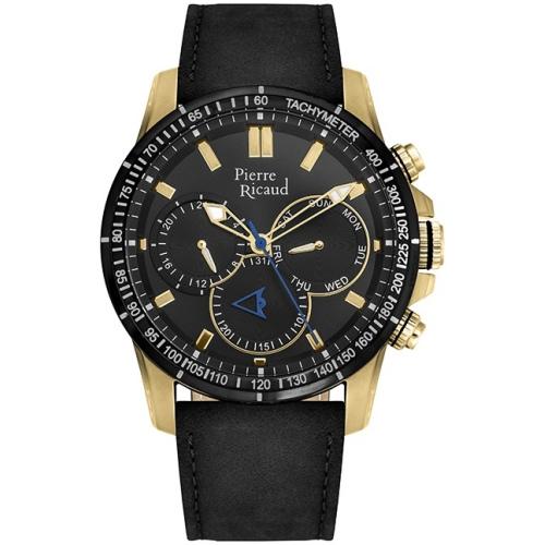 Zegarek Męski Pierre Ricaud P97251.X216QF