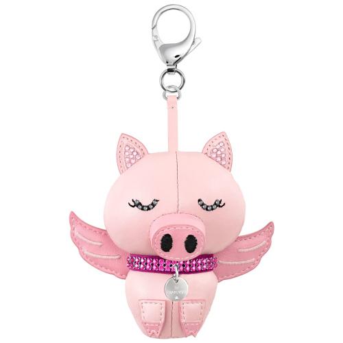 Brelok Swarovski - Bu Bu Bag Charm, Pink 5457470