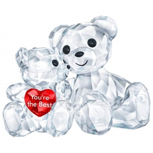 Figurka Swarovski - Kris Bear - You're the Best 5427994