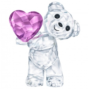 Figurka Swarovski - Kris Bear - Take my Heart 5427995