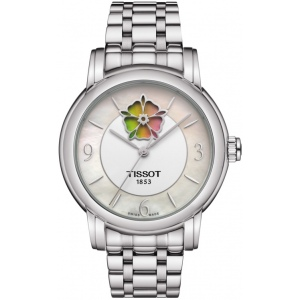 Tissot T-Lady T050.207.11.117.05 Heart Flower Powermatic 80