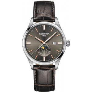 Certina C033.457.16.081.00 DS-8 Chrono Moon Phase