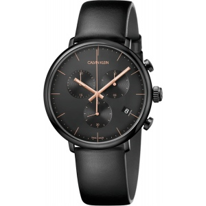 Calvin Klein K8M274CB HIGH NOON CHRONO