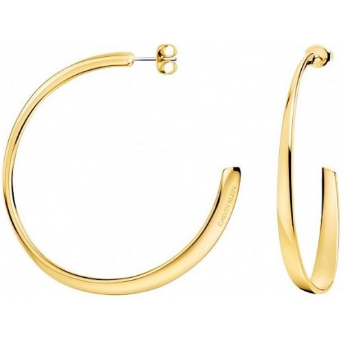 Kolczyki Calvin Klein Bijoux Groovy KJ8QJE100100